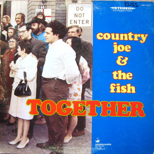 Country Joe & The Fish - Together CD