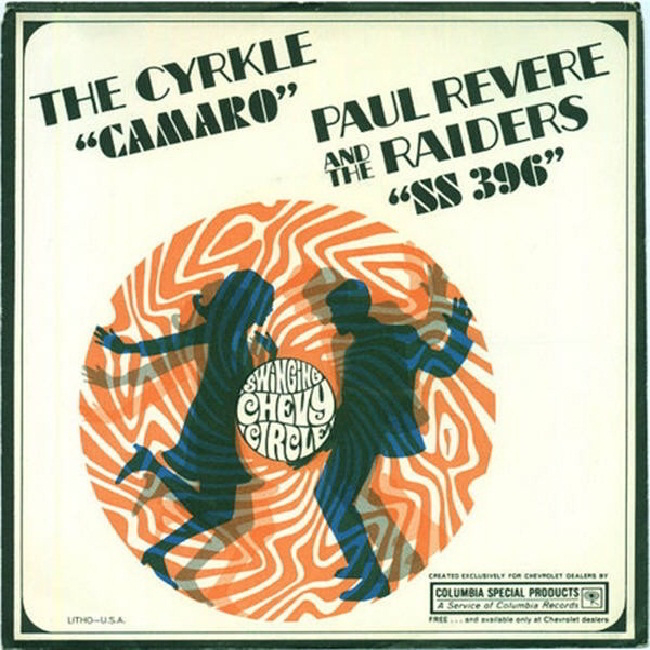The Cyrkle/Paul Revere and the Raiders