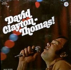 David Clayton Thomas - David Clayton Thomas [lp Vinyl] [vinyl] David Clayton Thomas