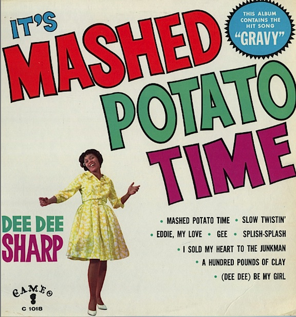 It's Mashed Potato Time
