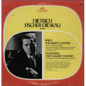 Bach: The ''Hunt'' Cantata Telemann: The ''Canary'' Cantata