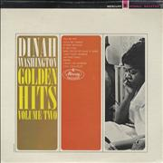 Dinah Washington's Golden Hits Volume 2