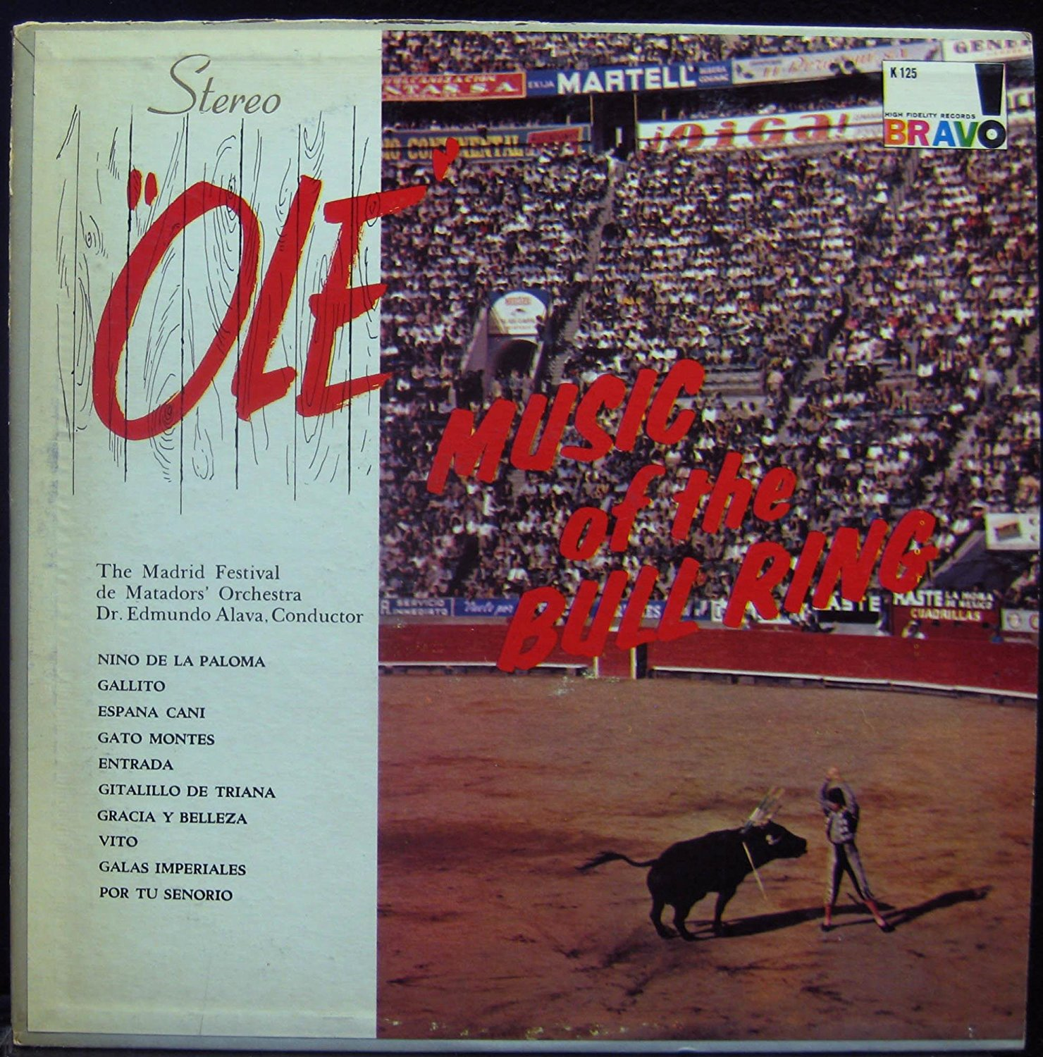 Ole-Music Of The Bull Ring