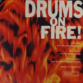 Drums On Fire!
