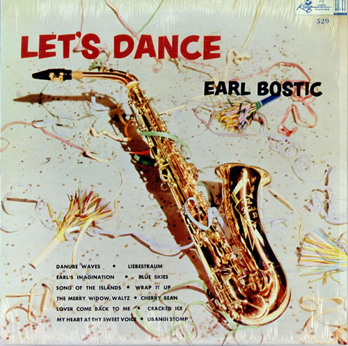 Let's Dance With Earl Bostic