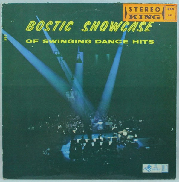 Bostic Showcast Of Swinging Dance Hits