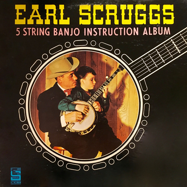 5-String Banjo Instruction Album