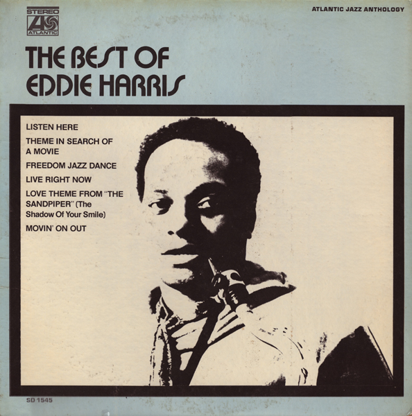 The Best Of Eddie Harris