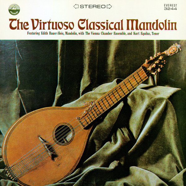 The Virtuoso Classical Mandolin