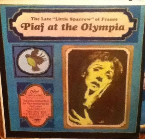 Piaf At The Olympia