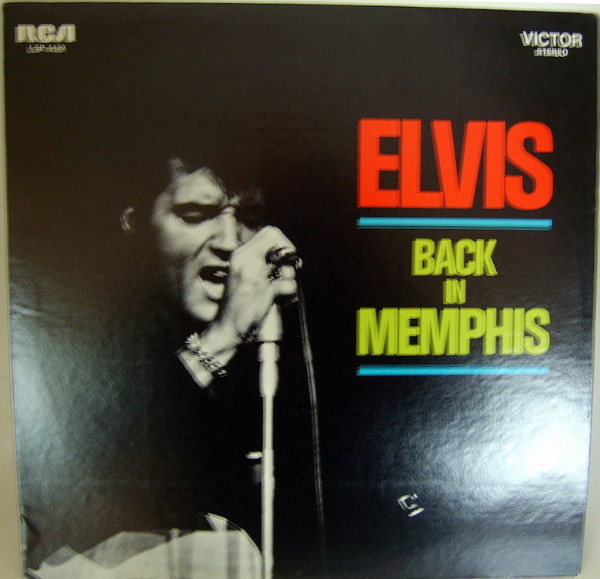 Elvis Back In Memphis