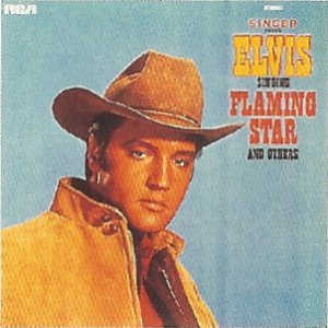 Singer Presents Elvis Singing ''Flaming Star'' And Others