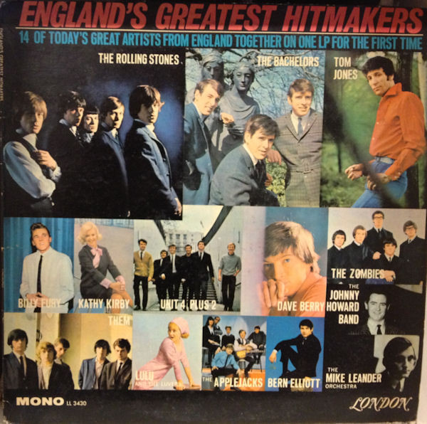 England's Greatest Hitmakers
