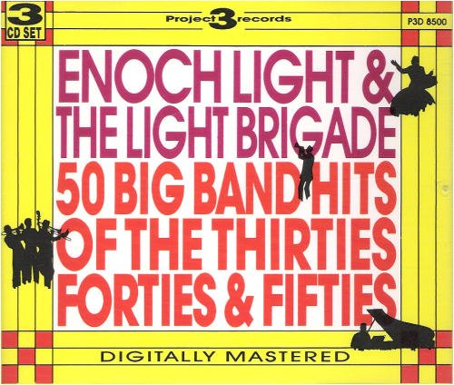 50 Big Band Hits Of The Thirties Forties & Fifties