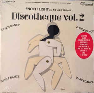 Discotheque Vol. 2: Dance Dance Dance