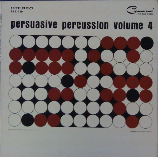Persuasive Percussion Vol. 4