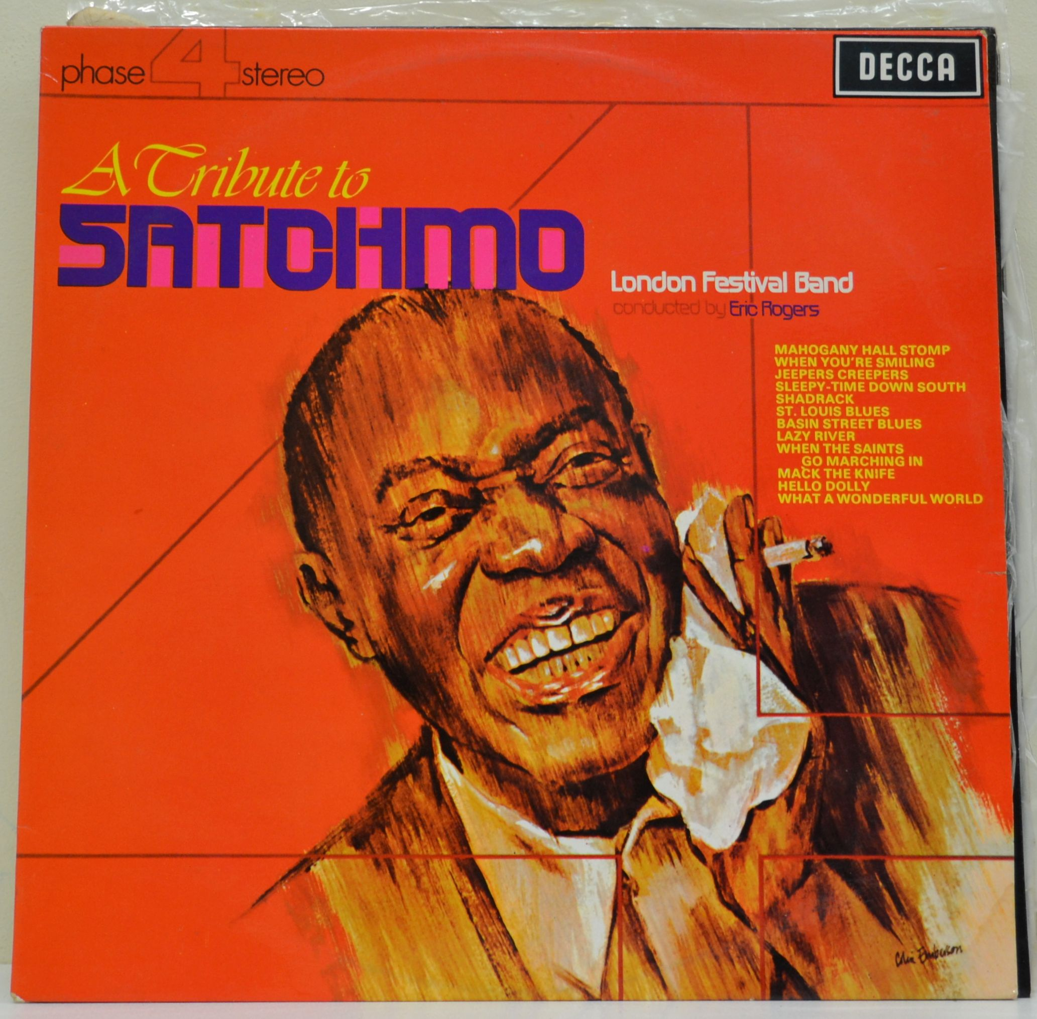 A Tribute to Satchmo