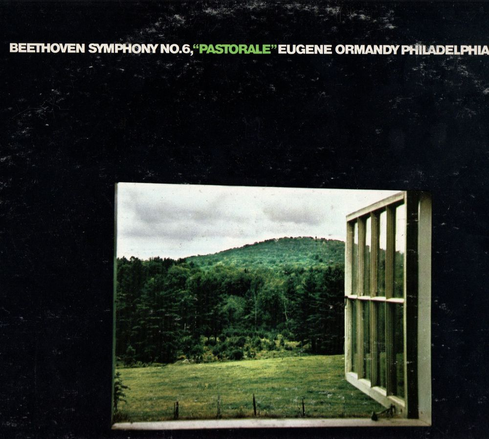 Beethoven: Symphony No. 6 ''Pastorale''