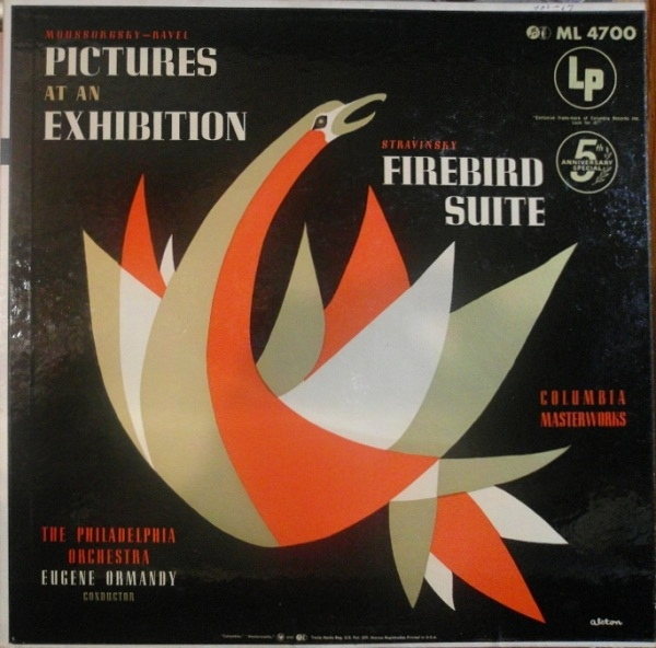 Moussorgsky - Ravel - Stravinsky Pictures At An Exhibition / Firebird Suite