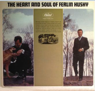 The Heart And Soul Of Ferlin Husky