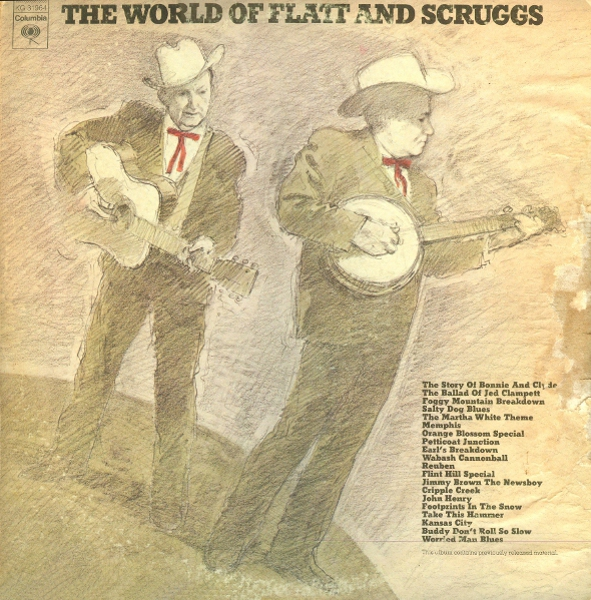The World Of Flatt And Scruggs
