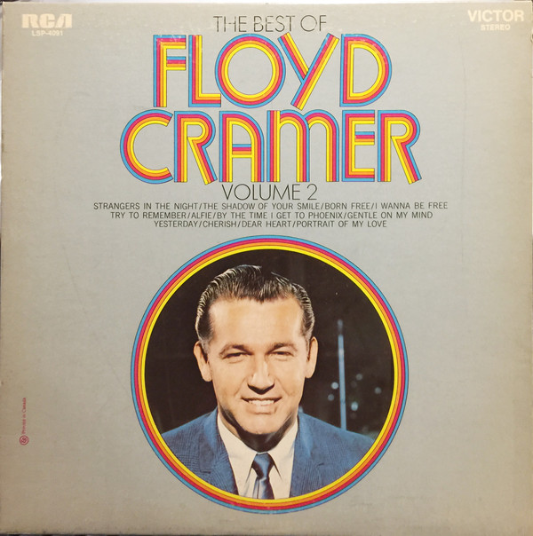 The Best of Floyd Cramer, Volume 2