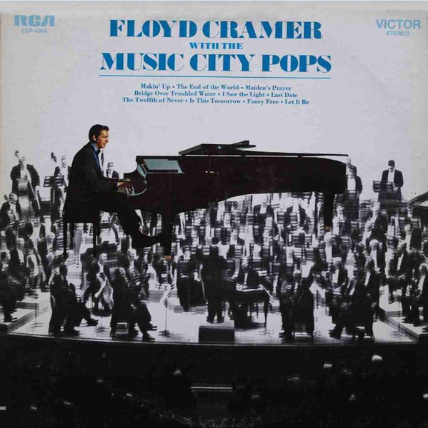 Floyd Cramer With The Music City Pops