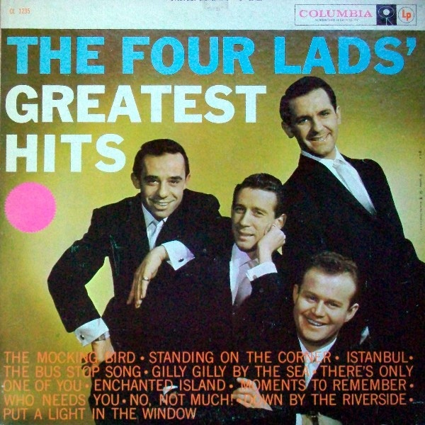 The Four Lads' Greatest Hits