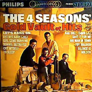 The Four Seasons' Gold Vault of Hits