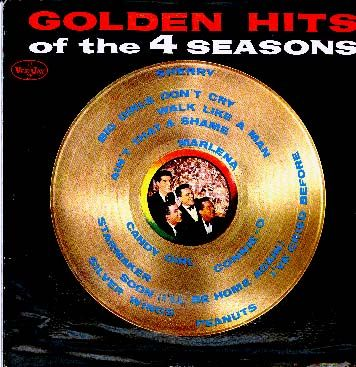 Golden Hits By The Four Seasons