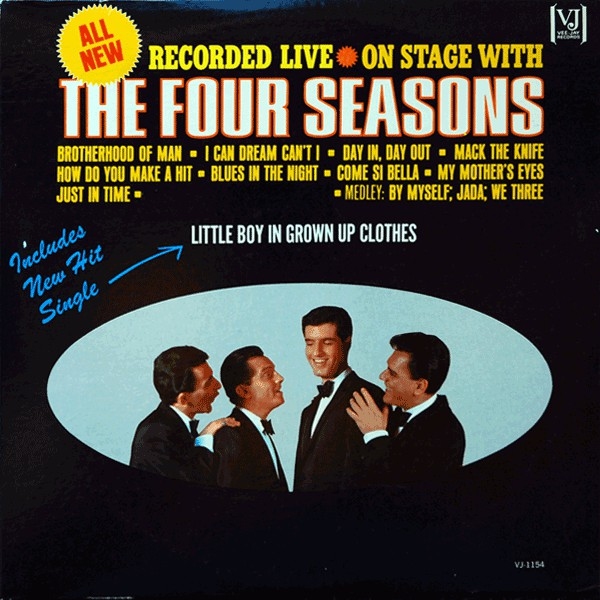 On The Road With The Four Seasons