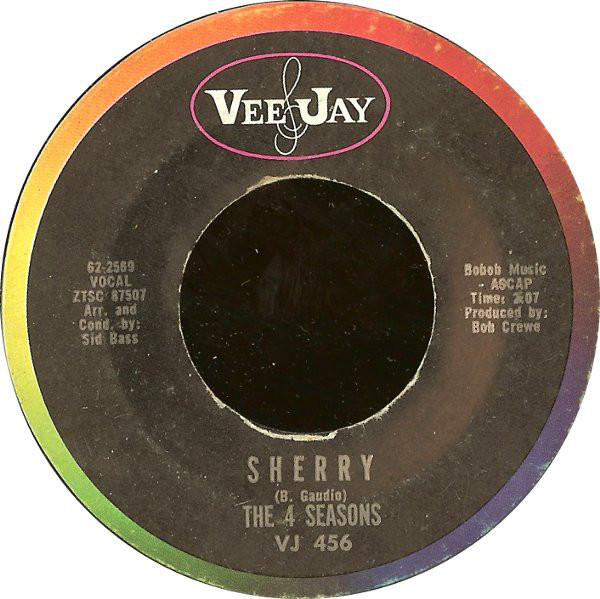 Sherry / I've Cried Before