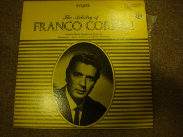 The Artistry of Franco Corelli