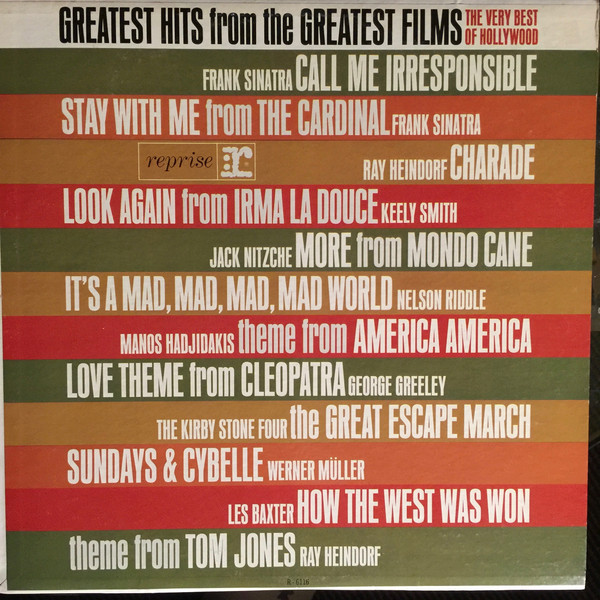 Greatest Hits From The Greatest Films