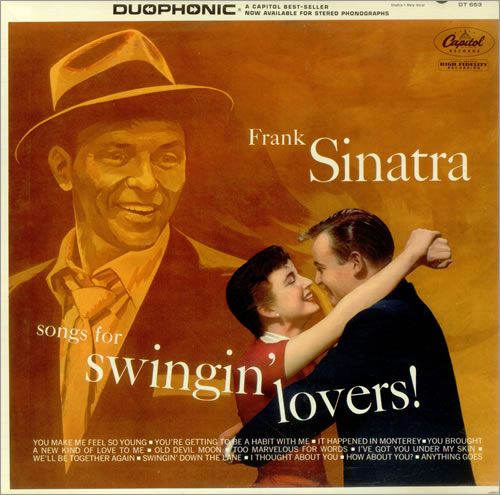 Songs For Swinging Lovers
