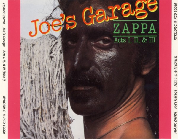 Joe's Garage Acts 1 2 and 3