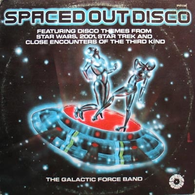 Spaced Out Disco