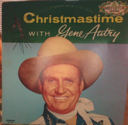 Christmas Time With Gene Autry