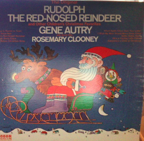 The Original Rudolph the Red Nosed Reindeer and Other Children's Christmas Favorites
