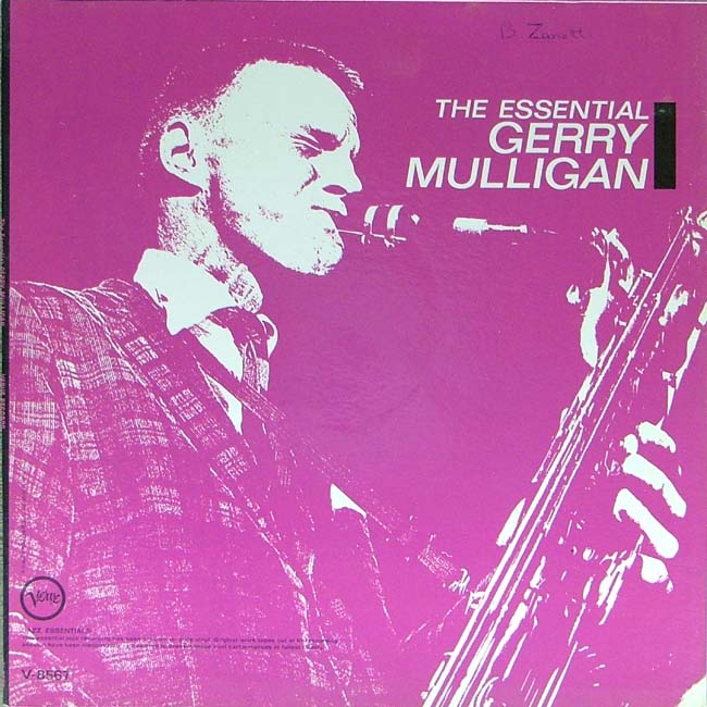 The Essential Gerry Mulligan
