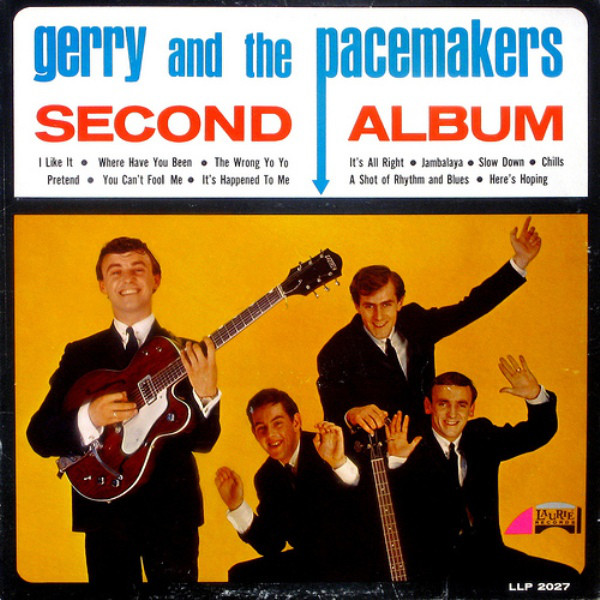 Gerry and The Pacemakers Second Album