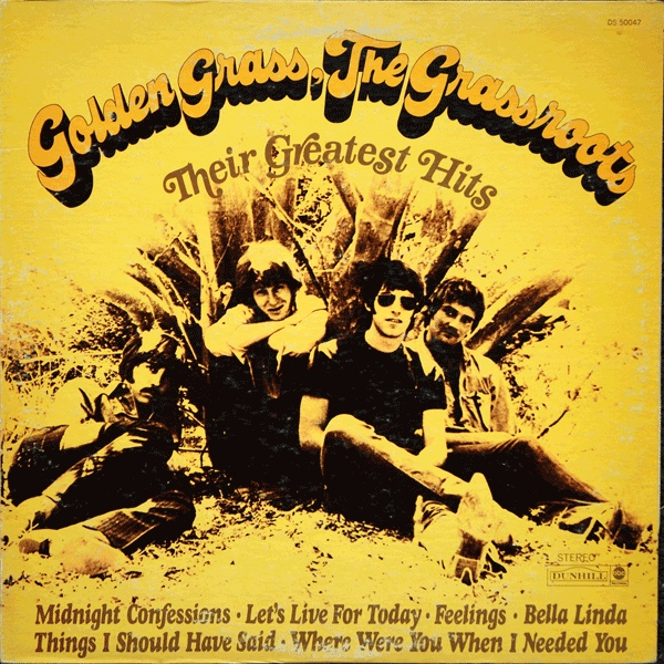 Golden Grass: Their Greatest Hits