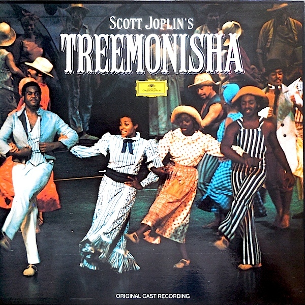 Treemonisha (Opera In Three Acts Words And Music By Scott Joplin)
