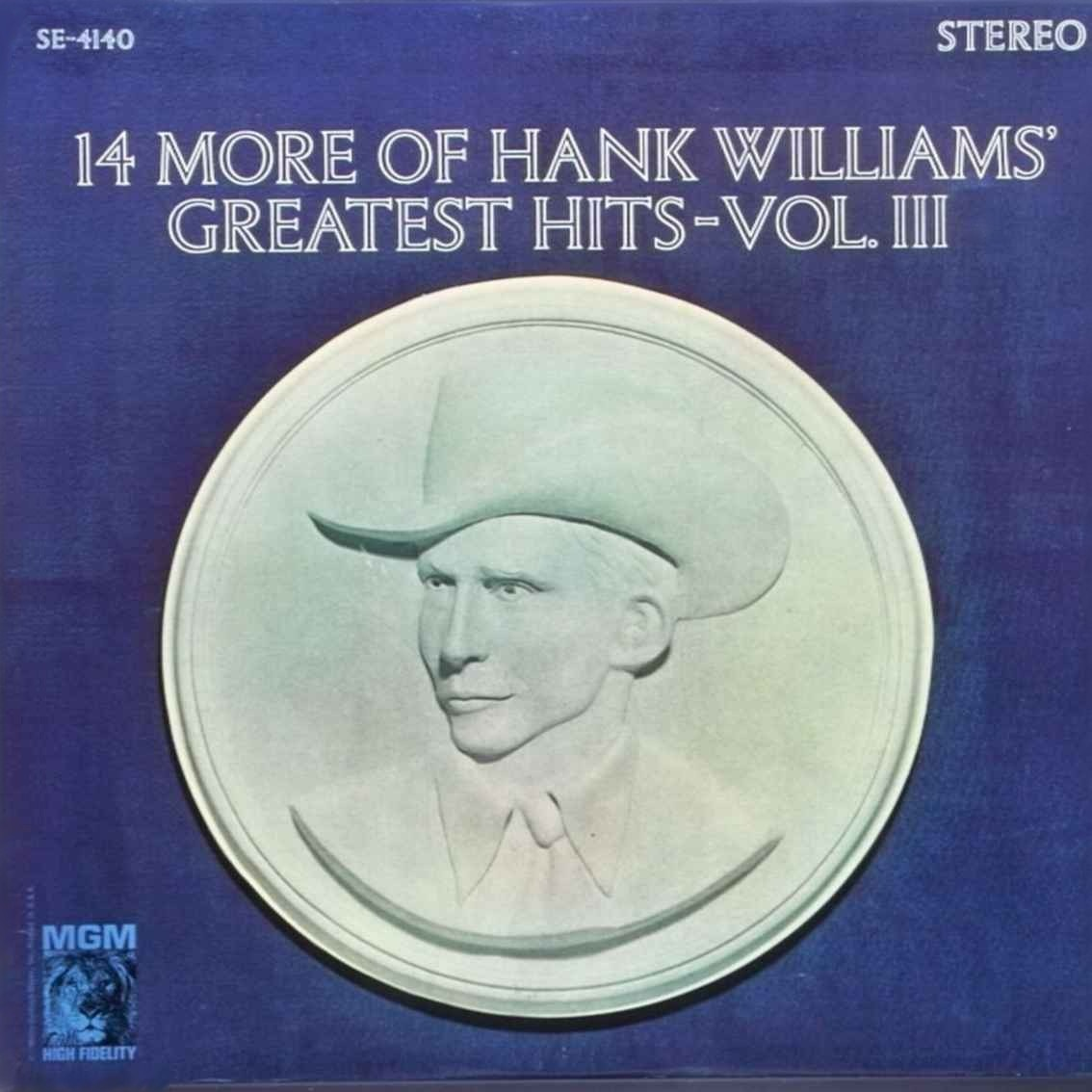 14 Of Hank Williams' Greatest Hits