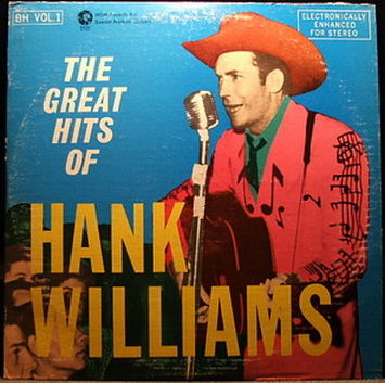 The Great Hits Of Hank Williams