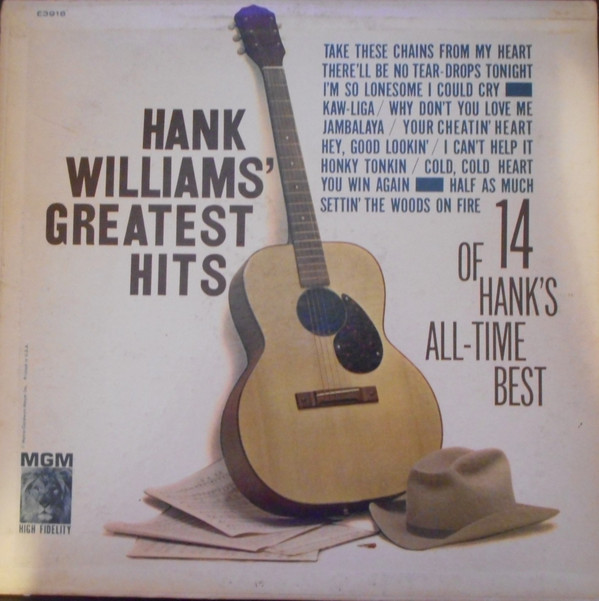 Hank Williams' Greatest Hits