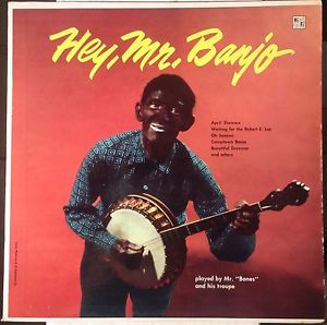 Hey Mr. Banjo