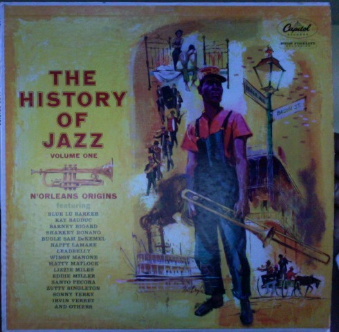 History of Jazz, Volume 1: New Orleans Origins