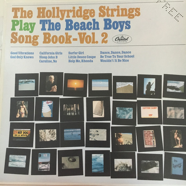 Play the Beach Boys Song Book Vol.2