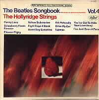The Hollyridge Strings Play The Beatles Song Book-Vol. 4